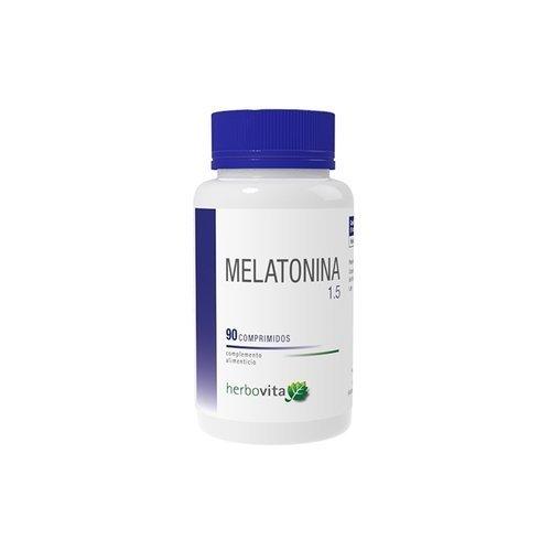 Melatonina 1,5Mg. 90 Comprimidos de Herbovita: Amazon.es: Salud y cuidado personal
