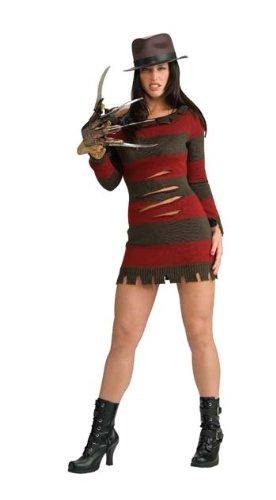 Miss Krueger Costume - X-Small - Dress -