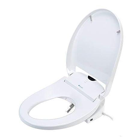 Swell Brondell S1000 Ew Swash 1000 Advanced Bidet Elongated Toilet Seat White Theyellowbook Wood Chair Design Ideas Theyellowbookinfo