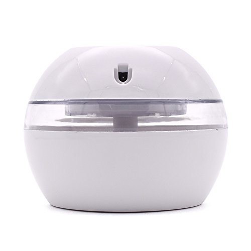 Gran venta!!! Expxon Difusor de aceite esencial, 200 ml Aroma de aire Aceite esencial Difusor USB LED Ultrasónico Aroma...
