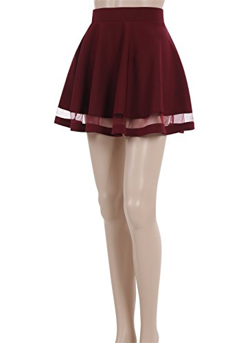 Buy lace skater skirts for women