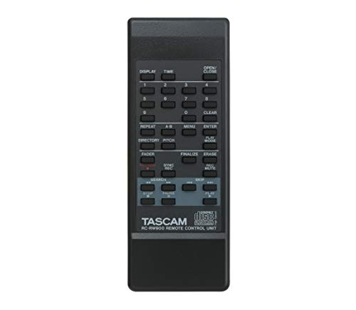 Tascam CD-RW900mkII CD Recorder/Player