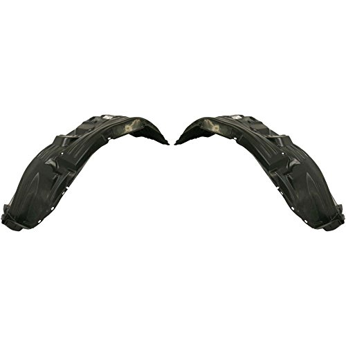 Fender Liner for 2005-2014 Nissan Nissan Xterra Front Left & Right Side Set of 2