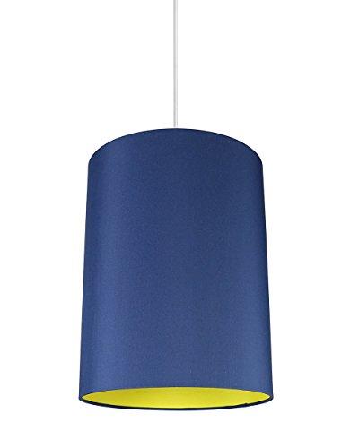 Navy Blue Pendant Light in US - 9