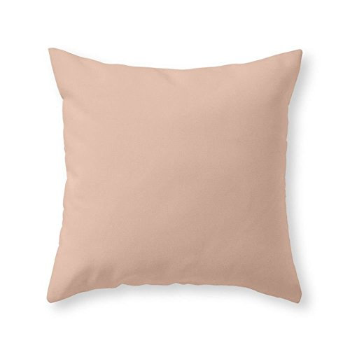 Sea Girl Soft Rose Gold Throw Pillow Indoor Cover Pillow Case For Your Home(20in x 20in)