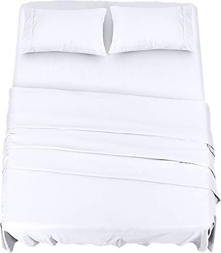 cal king sheets white - 3