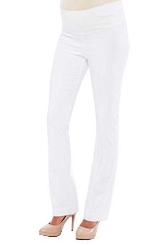 Jules And Jim Prada Maternity Pants - White - Small
