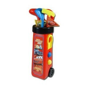 What Kids Want Disney Cars Golf Caddy