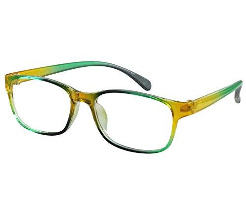 EyeBuyExpress Men Womens Reading Glasses Retro Style Anti Glare Regular Hinge TR90 - Sunglasses Lex