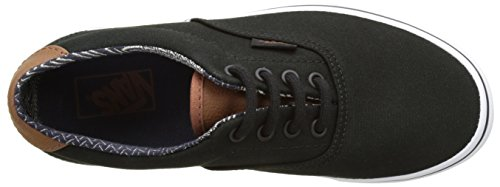 Vans VansUy Era 59 - Zapatillas Para Chico Negro (C And L Black/material Mix)