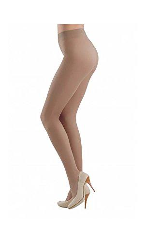 Conte Womens Classic Sheer Nude Pantyhose Tights - Prestige 20 Denier