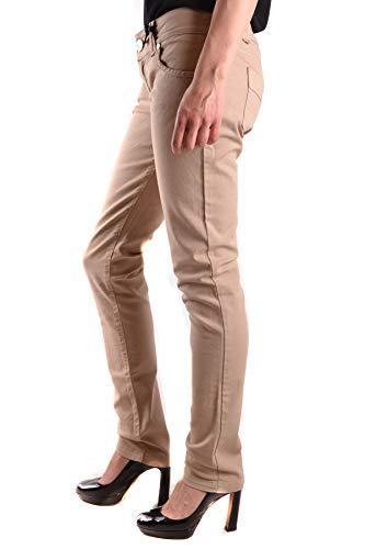 Beige Algodon Mujer Franchi Jeans Mcbi30127 Elisabetta xRqTY4wn