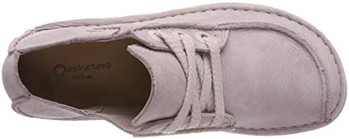 Clarks Dusty Funny Rosa Stringate Scarpe Donna Pink Dream ppZq4r