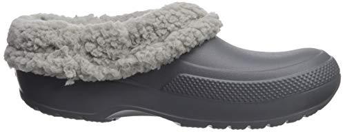 Crocs Unisex-Erwachsene Classic Blitzen Iii Clogs, Grau (Charcoal/Light Grey 01w), 36/37 EU 6