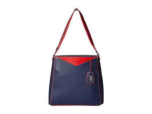 U.S. POLO ASSN. Envelope Stitch Tote