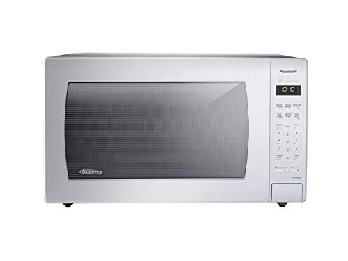 Panasonic NN-SN936W Countertop Microwave with Inverter Techn