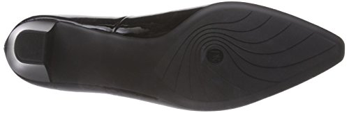 Peter Kaiser SALLY - zapatos de tacón cerrados de cuero mujer negro - Schwarz (SCHWARZ LACK 010)