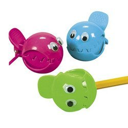 WIGGLE FISH PENCIL SHARPENER DOZEN