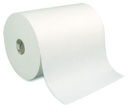 Georgia-Pacific enMotion 894-60 800' Length x 10'' Width, White High Capacity Touchless Roll Towel (Roll of 6) by Georgia-Pacific