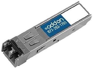 1000BLX SFP SMF LC 1310NM 10KM LC 100/% COMPATIBLE F//ANUE ADDON NETWORK UPGRADES