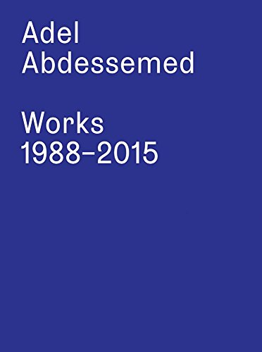 Adel Abdessemed: Works 1988–2015 by Koenig Books