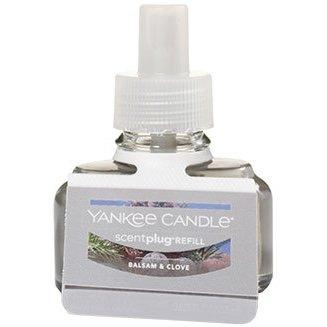 Yankee Candle Balsam &クローブScentplug Refill B076CVF51T