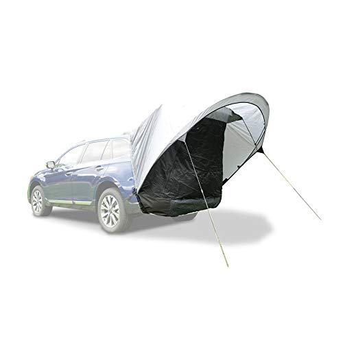 oldzon Sportz Cove 61000 Easy Setup Small Midsize SUV Tailgate Shade Awning Tent with Ebook