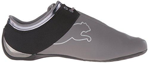 Puma Heren Future Cat M1 Core Fashion Sneaker Staal Grijs / Puma Zwart