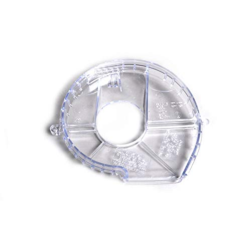 - TVP Eureka 2720, 40, 70 Quick Kleen Vacuum Cleaner Clear Fan Scroll Cover # 13770-1