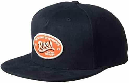 watch 5bdfb f6fef RVCA Men s Station Snapback Hat