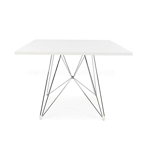 Eames Style Eiffel Dining Table product image