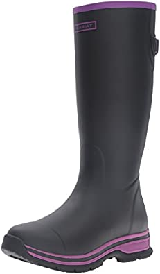 Amazon.com | Ariat Women's Fernlee Rain Boot | Rain Footwear