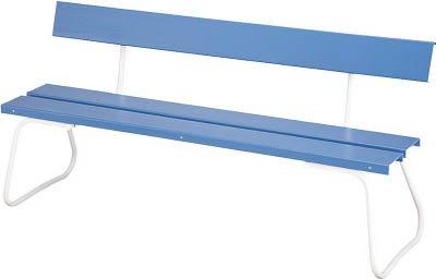 コンドル (屋外用ベンチ)樹脂ベンチ 背付ECO NO1500 YB94ZPC B00CS3FCP0 19500