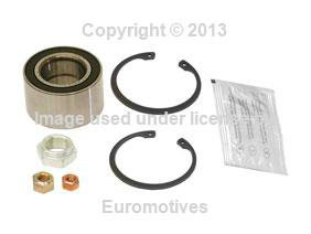 VW Cabriolet (85-93) Wheel Bearing Kit Front L=R (x1) SKF