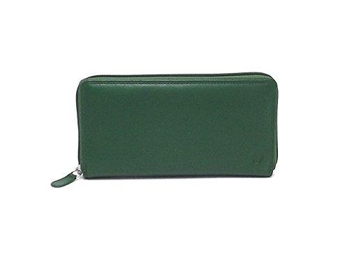 e9c27c0687 Donna Colore Verde Roncato In A6102 Portafoglio 411354 Pelle Fw5q7z8