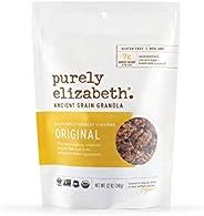 Purely Elizabeth Ancient Grain Granola, Certified Gluten-free, Vegan & Non-GMO | Coconut Sugar | Delicious