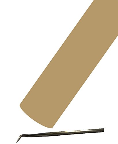 Siser EasyWeed Heat Transfer Vinyl HTV for T-Shirts 12 Inches by 25 Feet Bulk Roll (Vegas Gold) by Siser