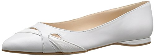 Nine West mujer calzado piel soporte de Blanco/Blanco