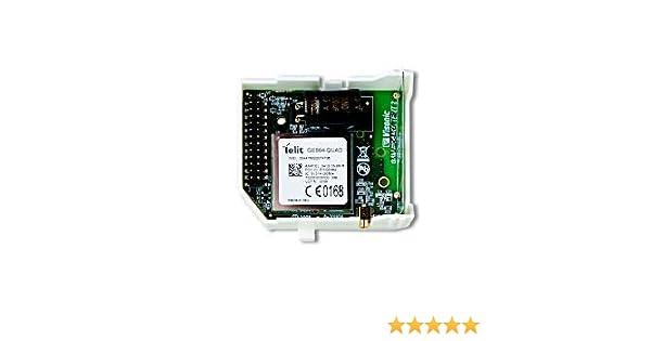 conecta el PowerMaster la intrusi/ón sistema de alarma a la central de alarma Visonic GSM-350 gsm//GPRS conectividad Wa45