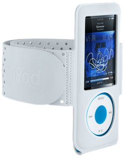 Apple Armband Case for iPod nano 5G (White)[Retail Packag...