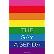 The Gay Agenda: Notebook | Journal | Diary | 110 Lined Pages
