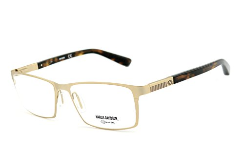 Multicolor Gafas Harley Para Gold davidson Montura De Hombre Havanna tSwqYfg