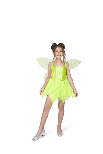 Cute Cheap Costumes For Kids (Woodland Fairy Girl Costume Set - Costume Party, Trick or Treating - Medium)