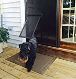 Security Boss Screen Pet Door - Extra Large (15 x 24'')