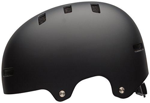 Bell Local Bike Helmet – Matte Black Medium For Sale