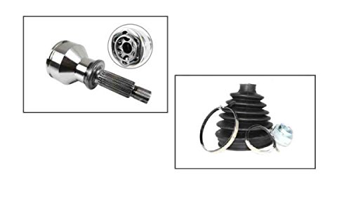 Land Rover Discovery 2 Front Axle Outer CV Joint + Boot Kit TDR100790 TDR100780 ()