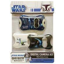 Camara Digital Infantil Interactiva Star Wars Vivitar