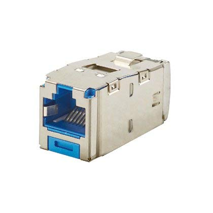 Panduit CJS688TGBUY CAT6 Mini-com TX6 Plus Shielded Jack Module