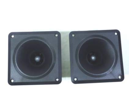 ((2) Two Piezo Replacement Tweeters 4 3/8