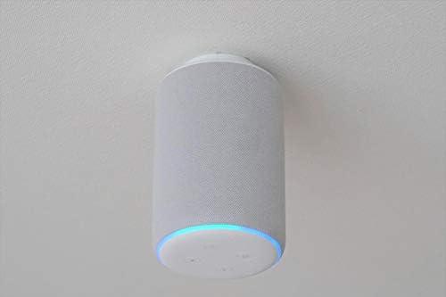 naimonoLab Amazon Echo Plus(第2世代) Echo(第3世代) 対応 薄型 天井吊りブラケット BL-ECHOP2